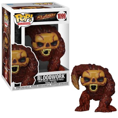 Funko Bloodwork #1099 (The Flash) POP! TV