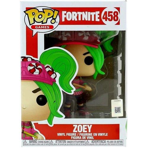 Funko Zoey #458 (Fortnite) POP! Games