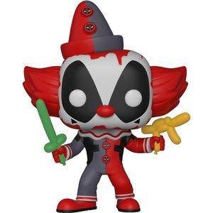 Funko Clown Deadpool #322 (Deadpool) POP! Marvel