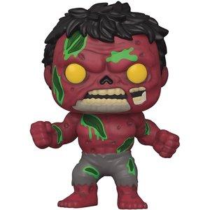 Funko Zombie Red Hulk #790 (Marvel Zombies) POP! Marvel