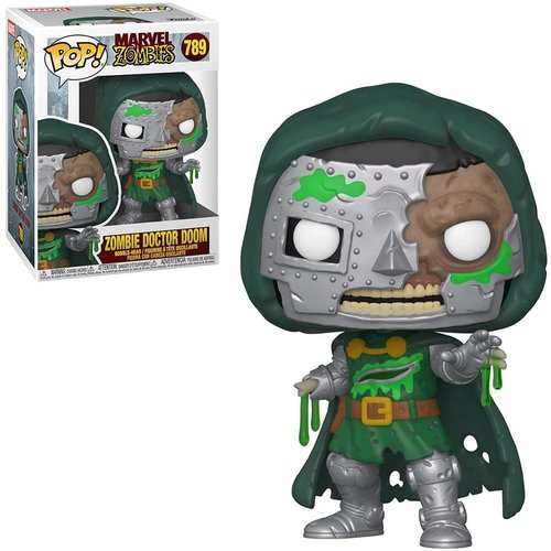 Funko Zombie Doctor Doom #789 (Marvel Zombies) POP! Marvel