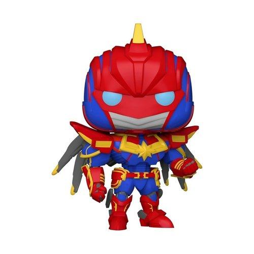 Funko Captain Marvel #831 (Avengers Mech Strike) POP! Marvel