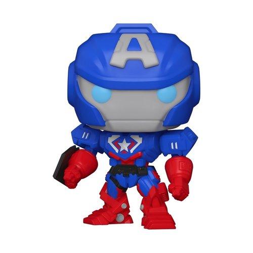 Funko Captain America #829 (Avengers Mech Strike) POP! Marvel
