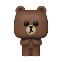 Brown  #928 (Line Friends) POP! Animation