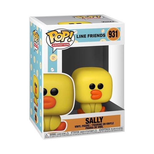 Funko Sally #931 (Line Friends) POP! Animation