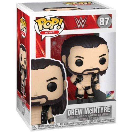 Funko Drew McIntyre #87 (WWE) POP! WWE