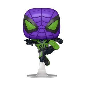 Funko Miles Morales (Purple Reign) #839 (Spider-Man Miles Morales) POP! Marvel