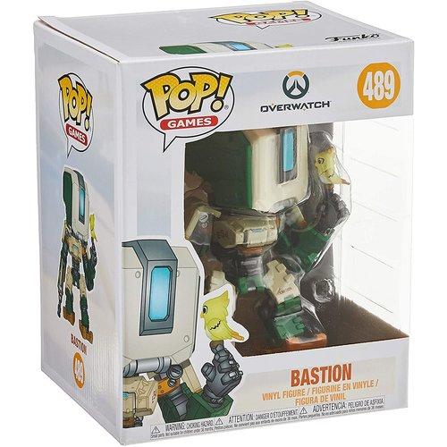 Funko 6'' Bastion #489 (Overwatch) POP! Games