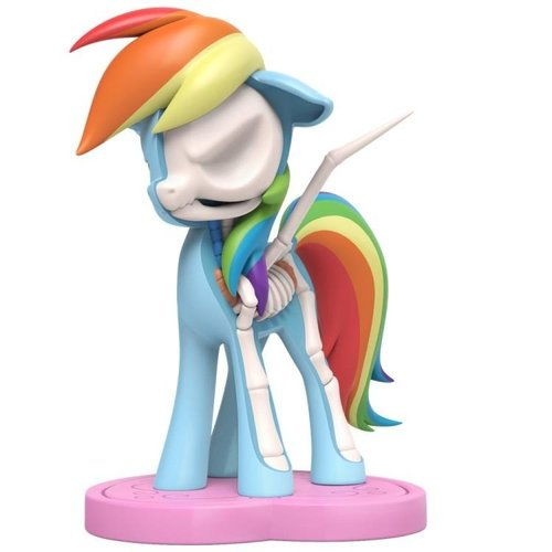 Mighty Jaxx Freeny's Hidden Dissectibles: My Little Pony by Jason Freeny (Open Boxes)