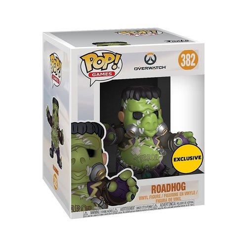 Funko 6'' Roadhog (Junkenstein Monster) #382 (Overwatch) POP! Games