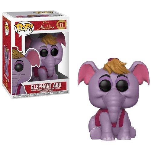 Funko Elephant Abu #478 (Aladdin) POP! Disney