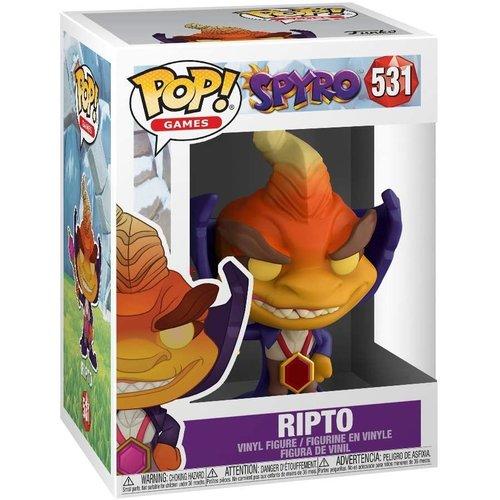 Funko Ripto #531 (Spyro) POP! Games