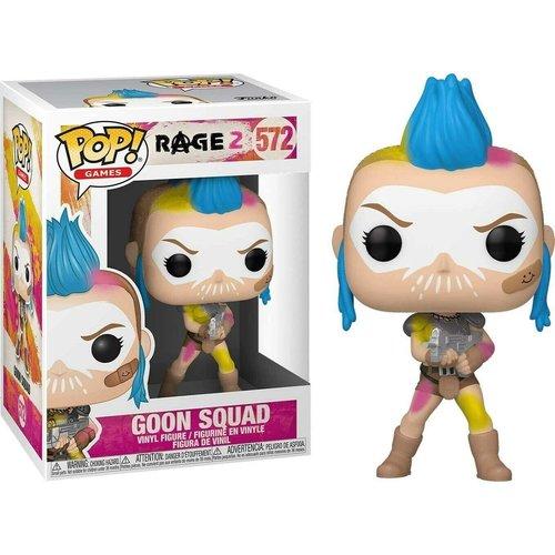 Funko Goon Squad #572 (Rage 2) POP! Games