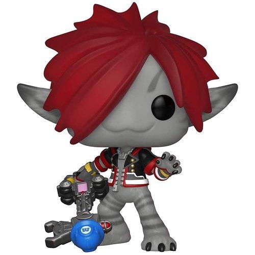 Funko Sora (Monster's Inc.) #408 (Disney: Kingdom Hearts) POP! Games