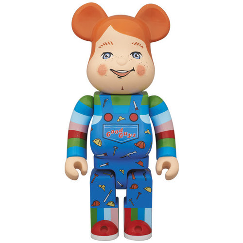 Medicom Toys [Pre-Order] 1000% Bearbrick - Good Guy (Child's Play)