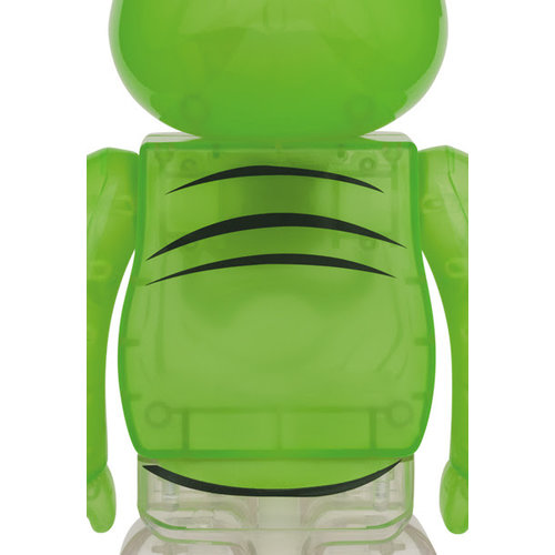Medicom Toys [Pre-Order] 1000% Bearbrick - Slimer (Ghostbusters)