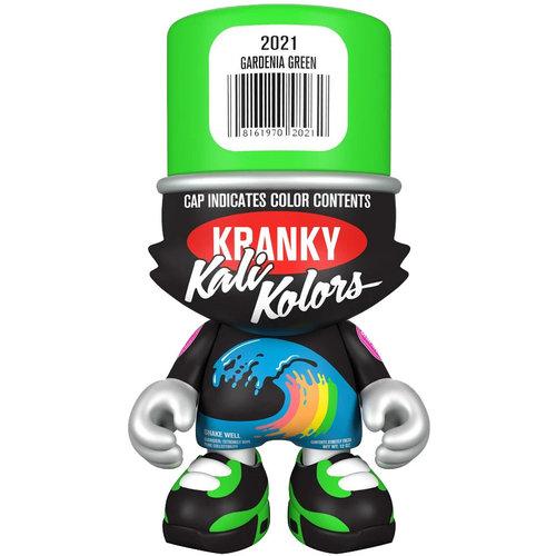 Superplastic Kali Kolors (Gardenia Green) Superkranky by Sket One
