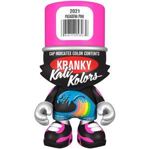 Superplastic Kali Kolors (Pasadena Pink) Superkranky by Sket One