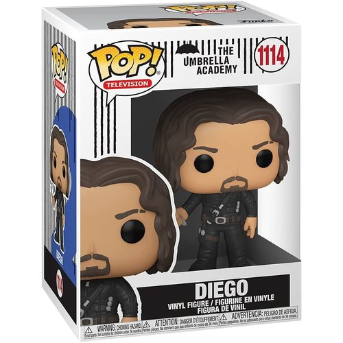 Funko Diego #1114 (The Umbrella Academy) POP! TV