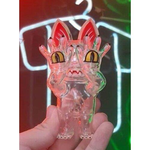 Grape Brain Onigiri Hell's Cat (Special Colors)