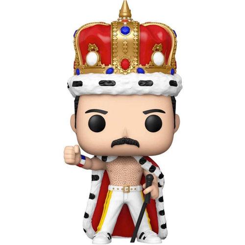 Funko Freddie Mercury King #184 (Queen) POP! Rocks