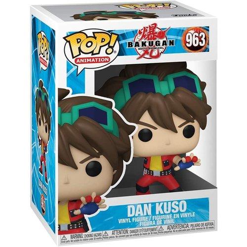Funko Dan Kuso #963 (Bakugan) POP! Animation