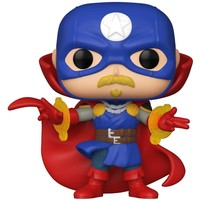 Soldier Supreme  #858 (Infinity Warps) POP! Marvel