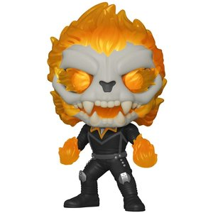 Funko Ghost Panther #860 (Infinity Warps) POP! Marvel