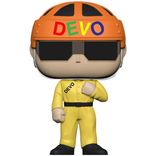 Funko Satisfaction #217 (Devo) POP! Rocks