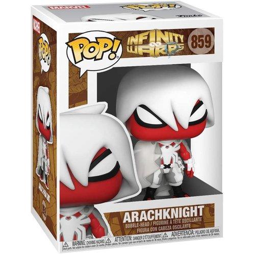 Funko Arachknight #859 (Infinity Warps) POP! Marvel