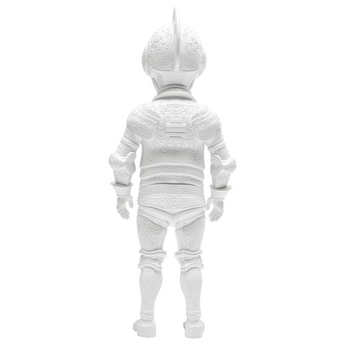 Medicom Toys Armor of super polifilo (White) by Nicolas Buffe