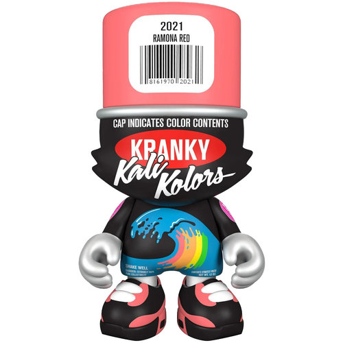 Superplastic Kali Kolors (Ramona Red) Superkranky by Sket One