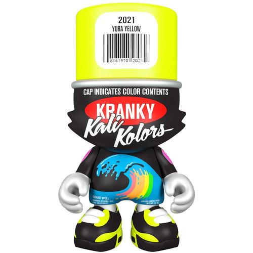 Superplastic Kali Kolors (Yuba Yellow) Superkranky by Sket One