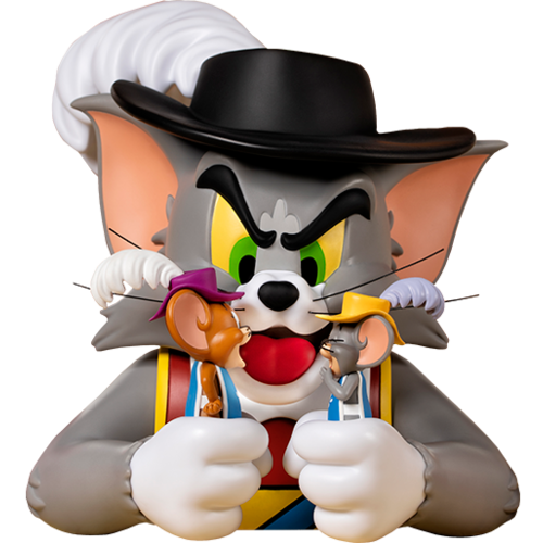 Soap Studio Tom & Jerry Musketeers Bust by Soap studios
