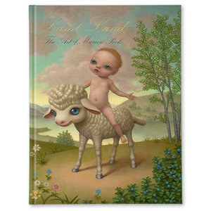 Marion Peck Lamb Land Book + Print (Special Edition) By Marion Peck