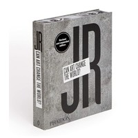Can Art Change The World? Book by JR