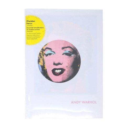 Phaidon Andy Warhol Book by Joseph D. Ketner II