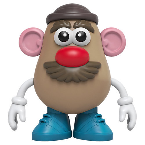 Mighty Jaxx [Pre-Order] Mr Potato Head by 4D XXRAY