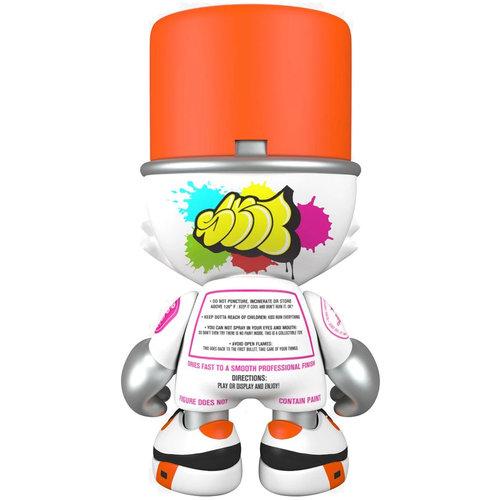 Superplastic SuperKranky (Popsicle Orange) by Sket One