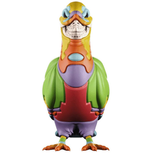 Mighty Jaxx [Pre-Order] Grin (Color) by Ron English x Jeff Staple