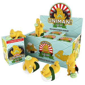 Mighty Jaxx Uniman! - Blind Box Series