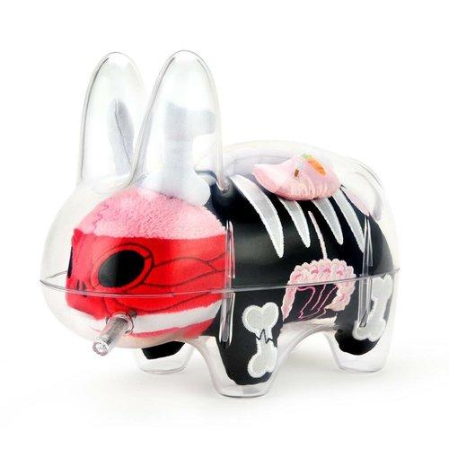 "Kidrobot 7"" The Visible Labbit Plush Guts by Frank Kozik"
