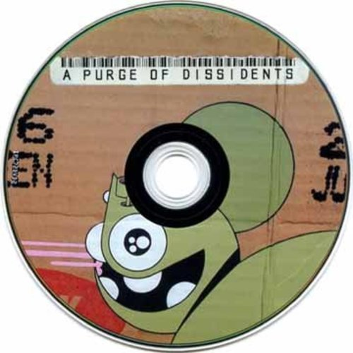 A Purge Of Dissidents Book & DVD by Dalek