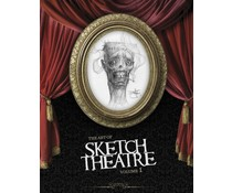 The Art of Sketch Theatre Book - Volume #1