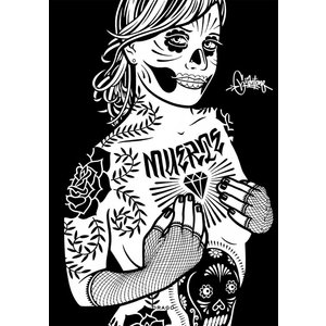 Muerte Book by Giant