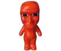Blue Demon (Red) VAG series 4 by Noprops x Mirock Toy