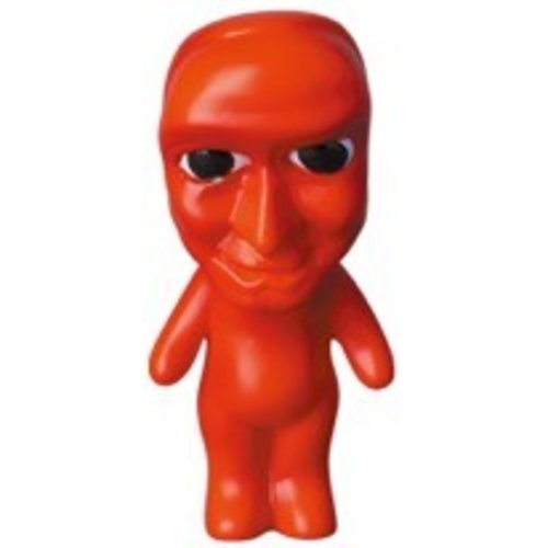 Medicom Toys Blue Demon (Red) VAG series 4 by Noprops x Mirock Toy