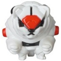 Robo Dog (White) VAG series 4 by Max Toy Co.