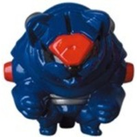 Robo Dog (Blue) VAG series 4 by Max Toy Co.