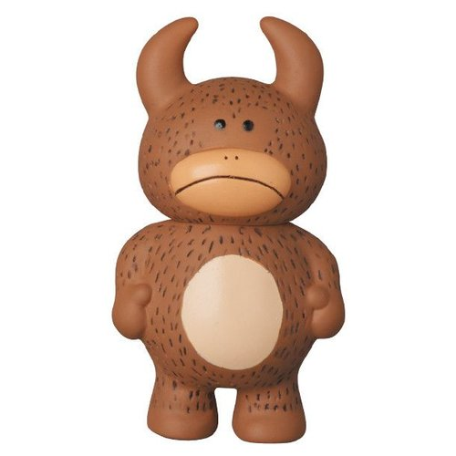Medicom Toys Vamou (Brown) VAG series 4 by Uamou